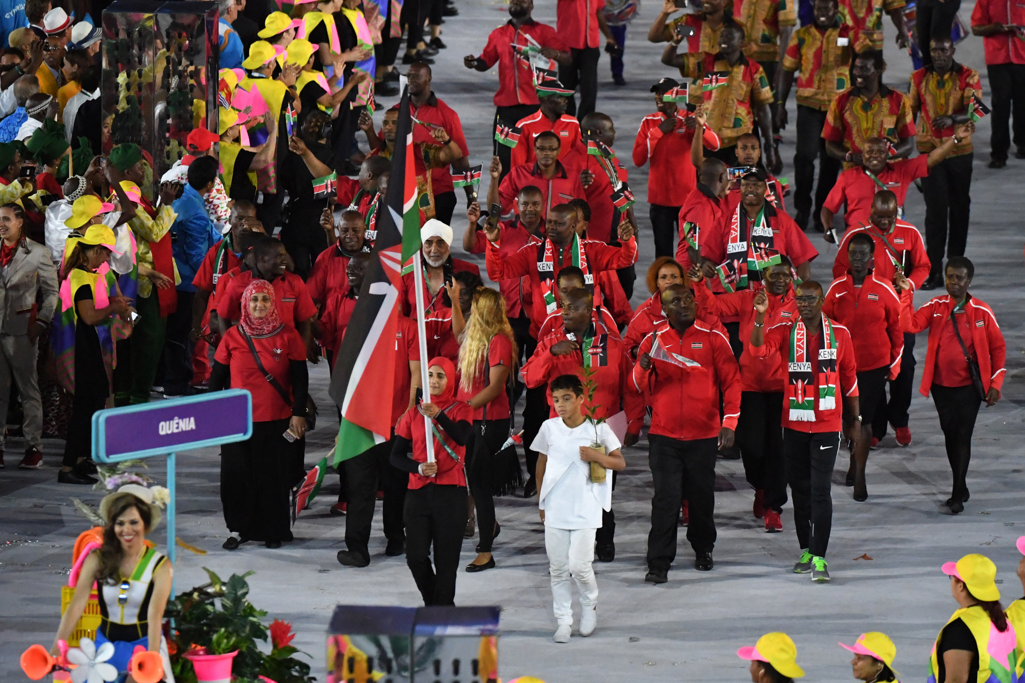 Kenya NOC wants country's Olympic team to continue training in COVID-19 bubble