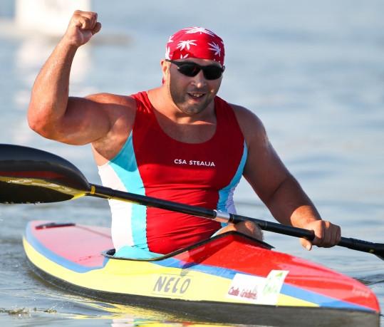 Three-time Para-canoe world champion Serban dies