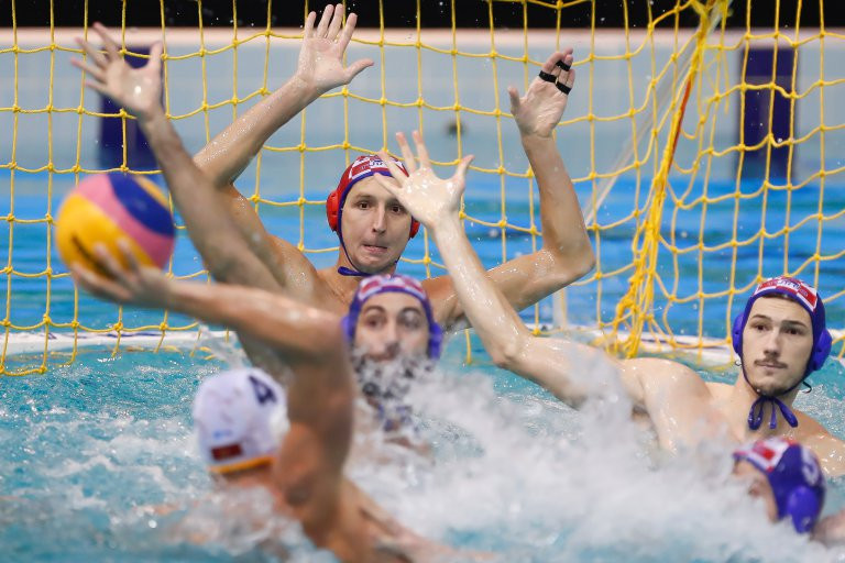 Greece, Montenegro and Italy reach Water Polo World League semis as action resumes after 303 day break