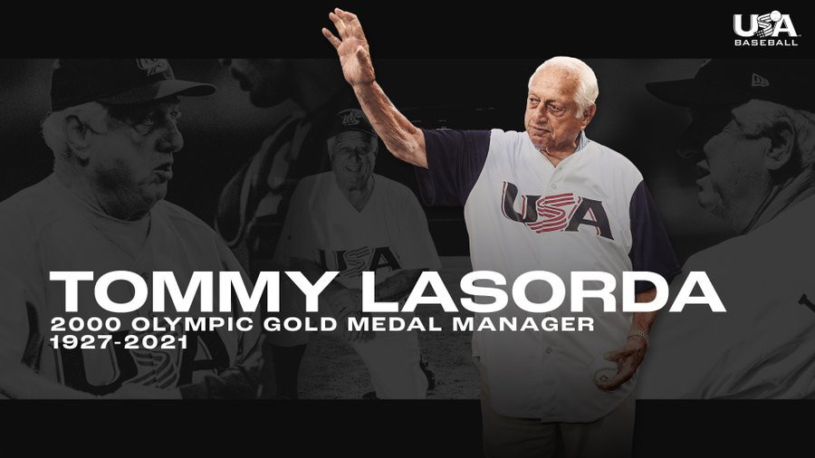 Olympic gold medal-winning baseball manager Lasorda dies age 93