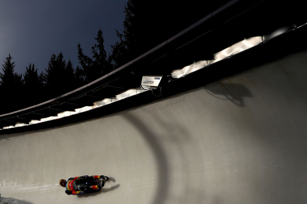 Loch seals third European title at Luge World Cup