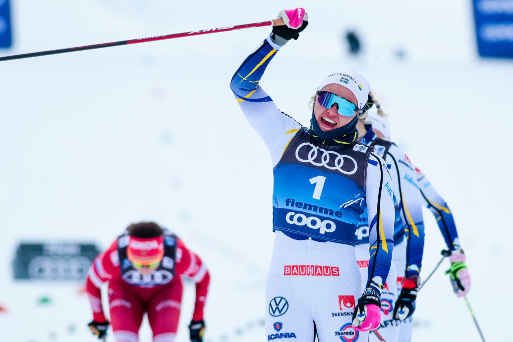 Svahn and Svensson win on successful day for Sweden at Tour de Ski