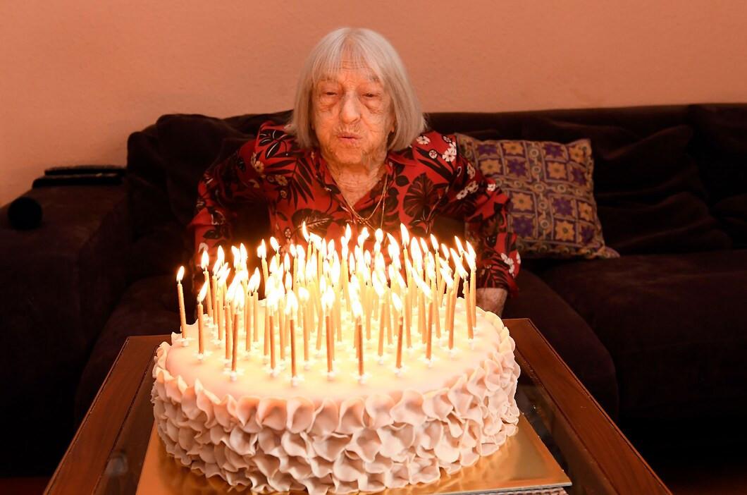 Happy birthday Agnes - oldest living Olympic champion Keleti turns 100