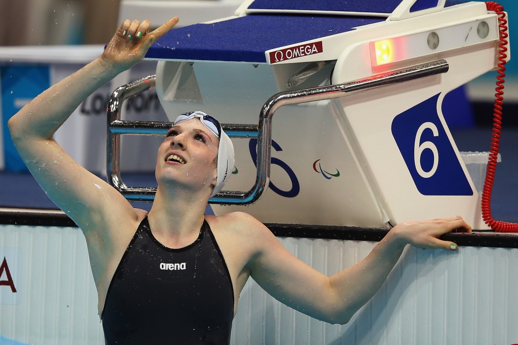 World record holder Firth among December's nominees for IPC Allianz Athlete of the Month