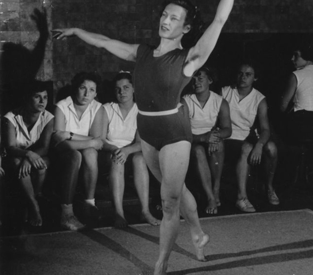 Ágnes Keleti won five golds, three silvers and two bronzes across the Helsinki 1952 and Melbourne 1956 Olympics ©Hungarian Gymnastics Federation