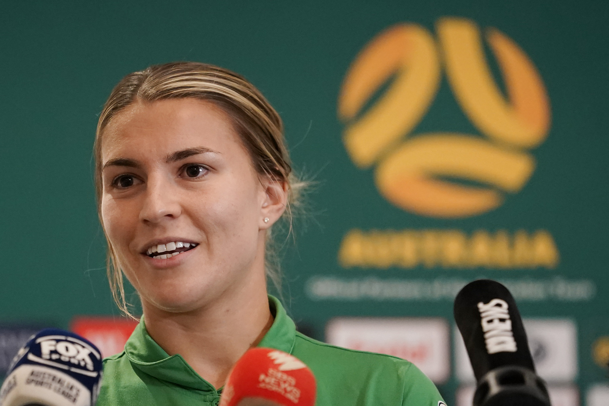 "Australian football star Catley feels Tokyo 2020 ""unthinkable at this stage"" due to COVID-19 restrictions"