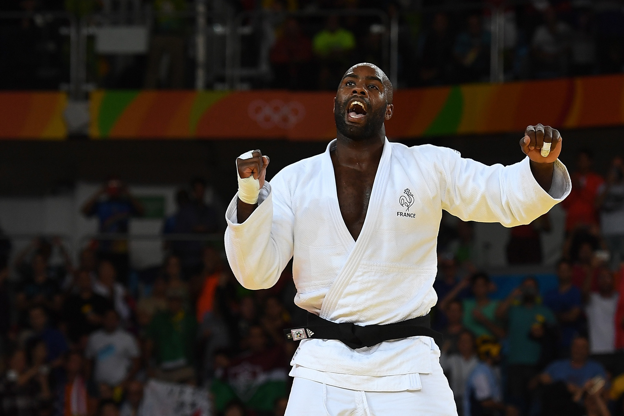 Two-time Olympic champion Riner headlines IJF World Judo Masters in Doha