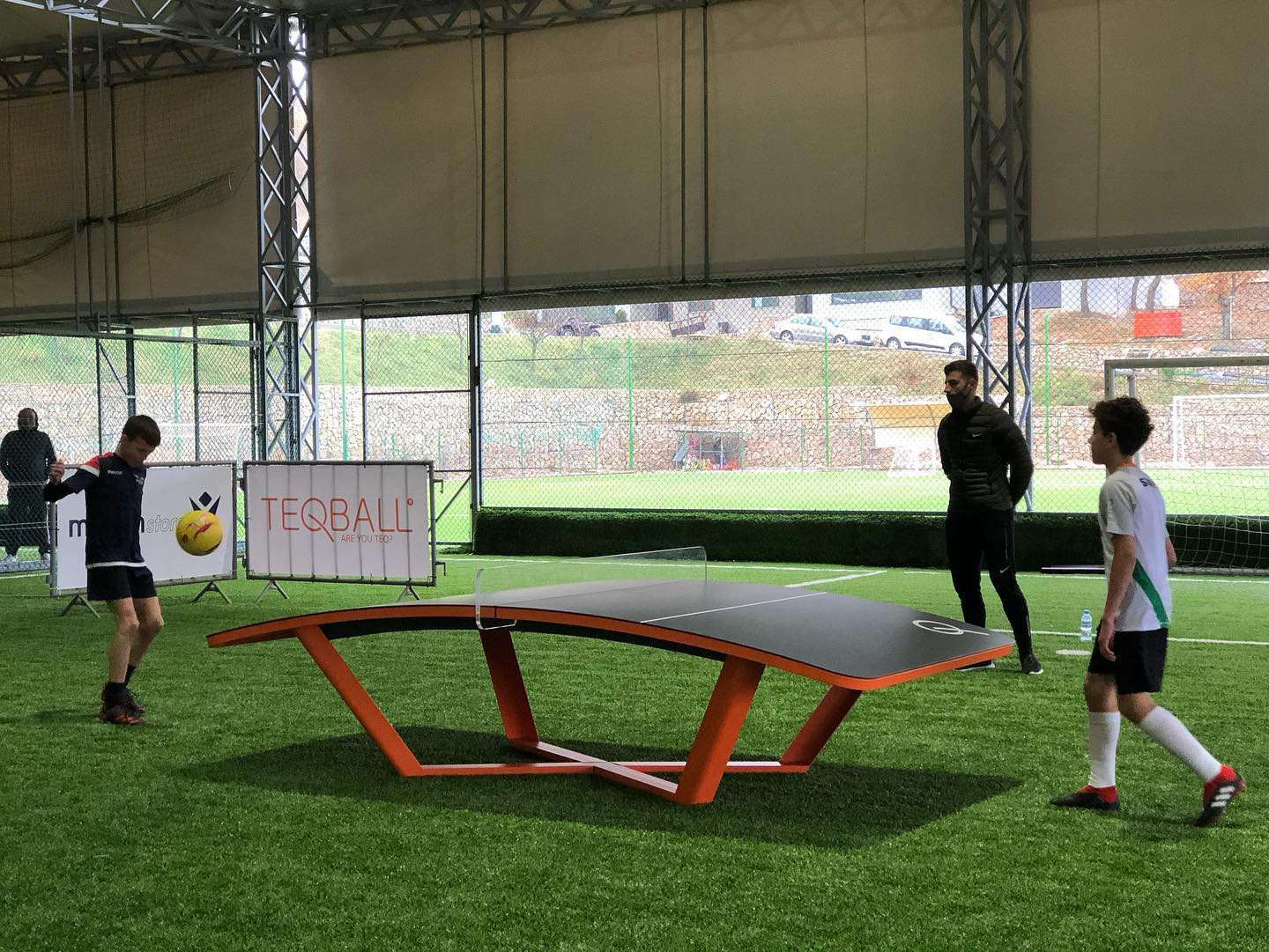 Teqball Albania organise two youth tournaments to aid development of sport
