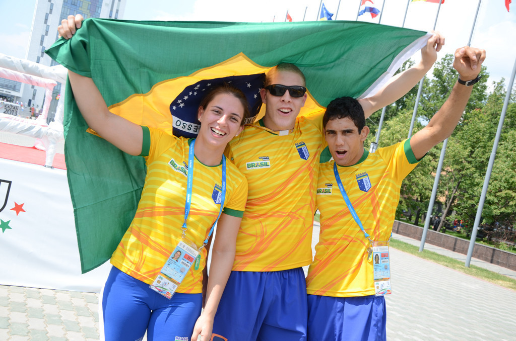 Brazil will be supported by the Government for Chengdu 2021 ©FISU
