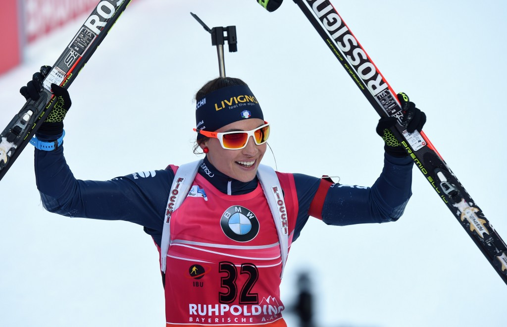 Wierer claims second IBU World Cup win of the season after perfect shooting