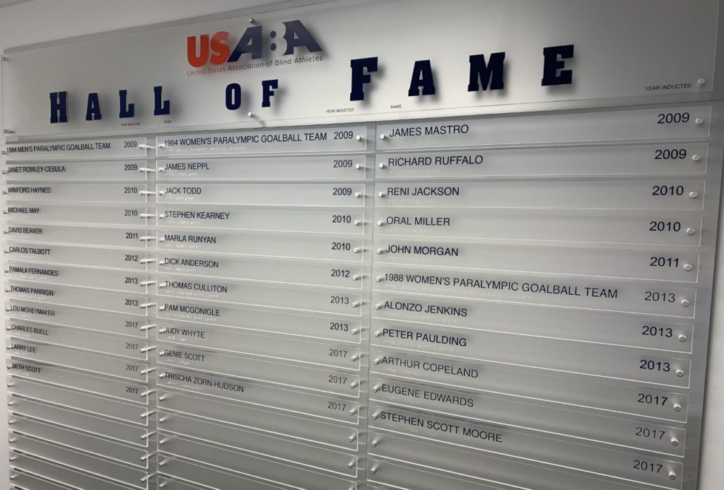 The 2020 USABA Hall of Fame will join former inductees in the exclusive club ©USABA