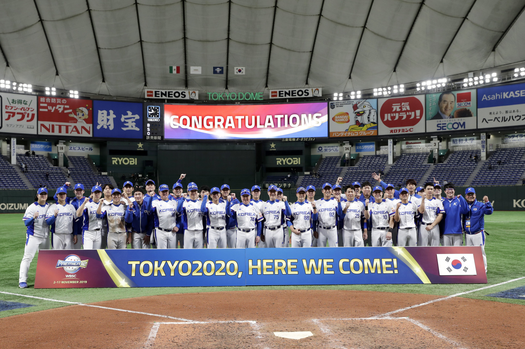 New KBO commissioner targets South Korean Olympic baseball gold medal