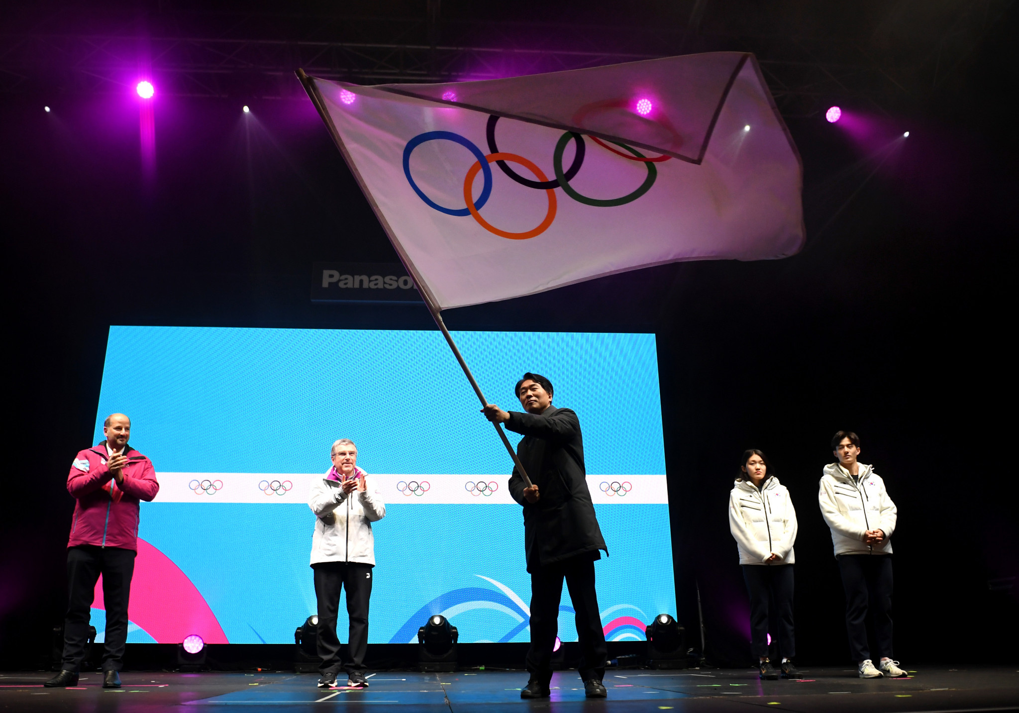 Japan and China have pledged to support preparations for the Gangwon 2024 Winter Youth Olympic Games ©Getty Images