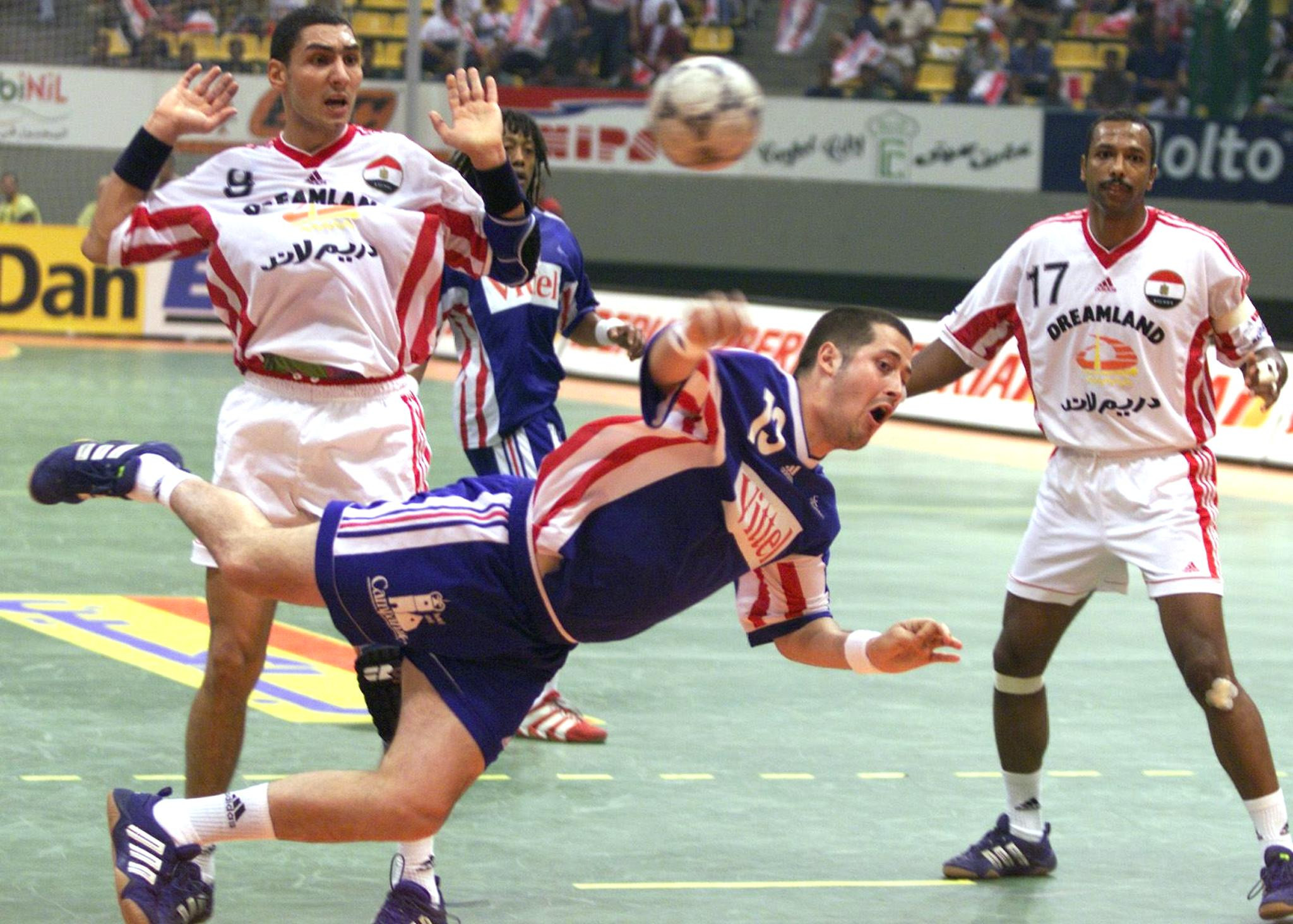 Egypt is set to host the Men's Handball World Championship for the second time - the first being in 1999 ©Getty Images