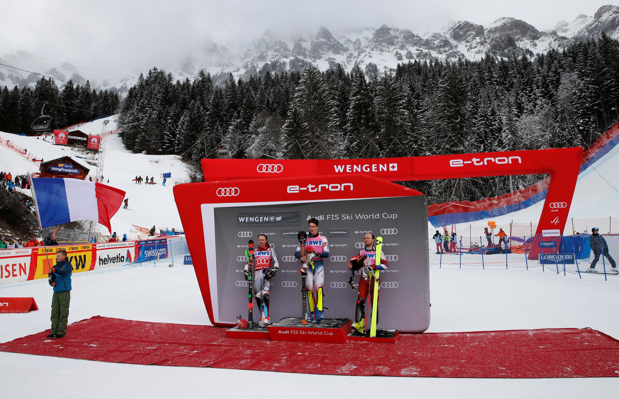 FIS Alpine Ski World Cup in Wengen cancelled due to rise in COVID-19 cases