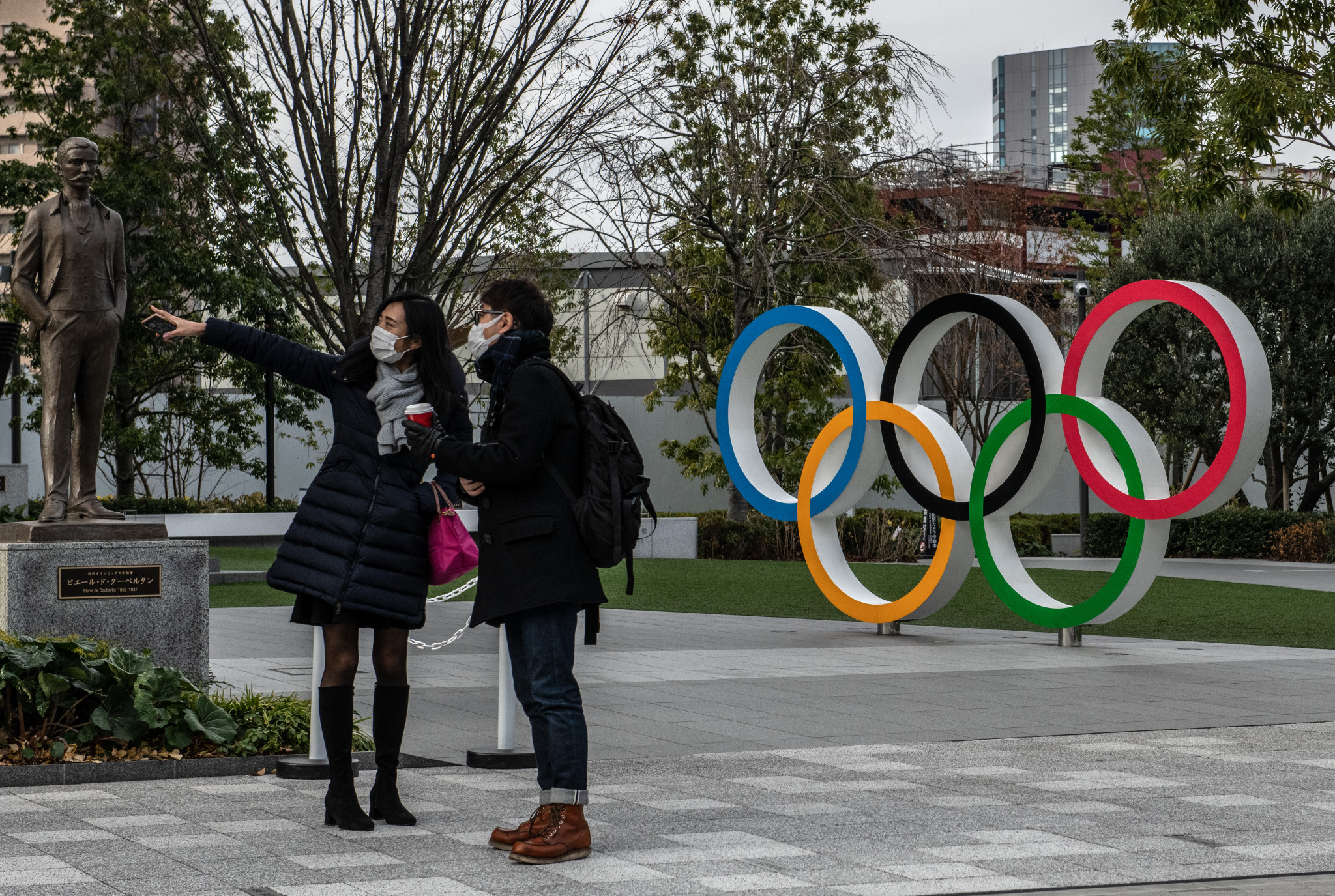 The staging of the Olympics and Paralympic Games this year is uncertain due to the rising number of COVID-19 cases in Japan ©Getty Images