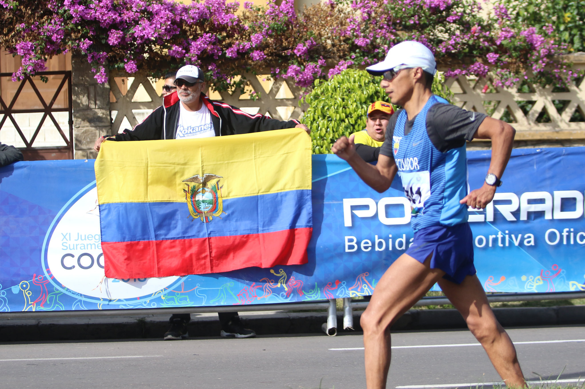 Ecuadorian race walkers are set to prepare for Tokyo 2020 in Kitami ©COE