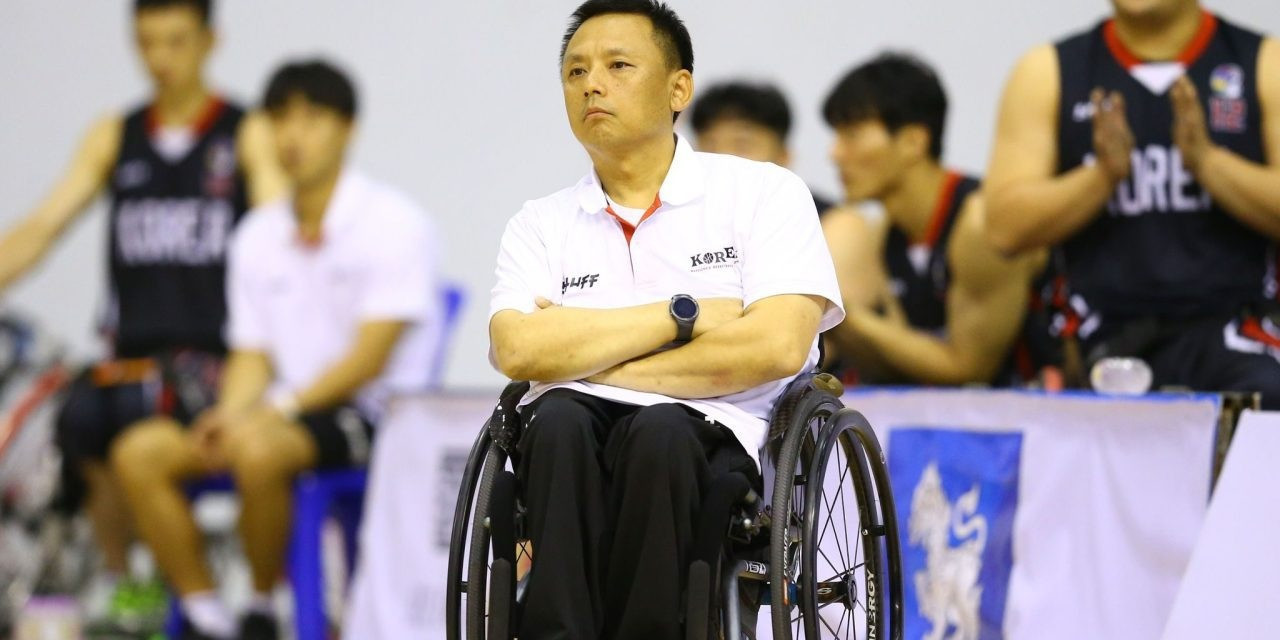 Sa-hyun Han lost his battle with cancer in September last year ©IWBF