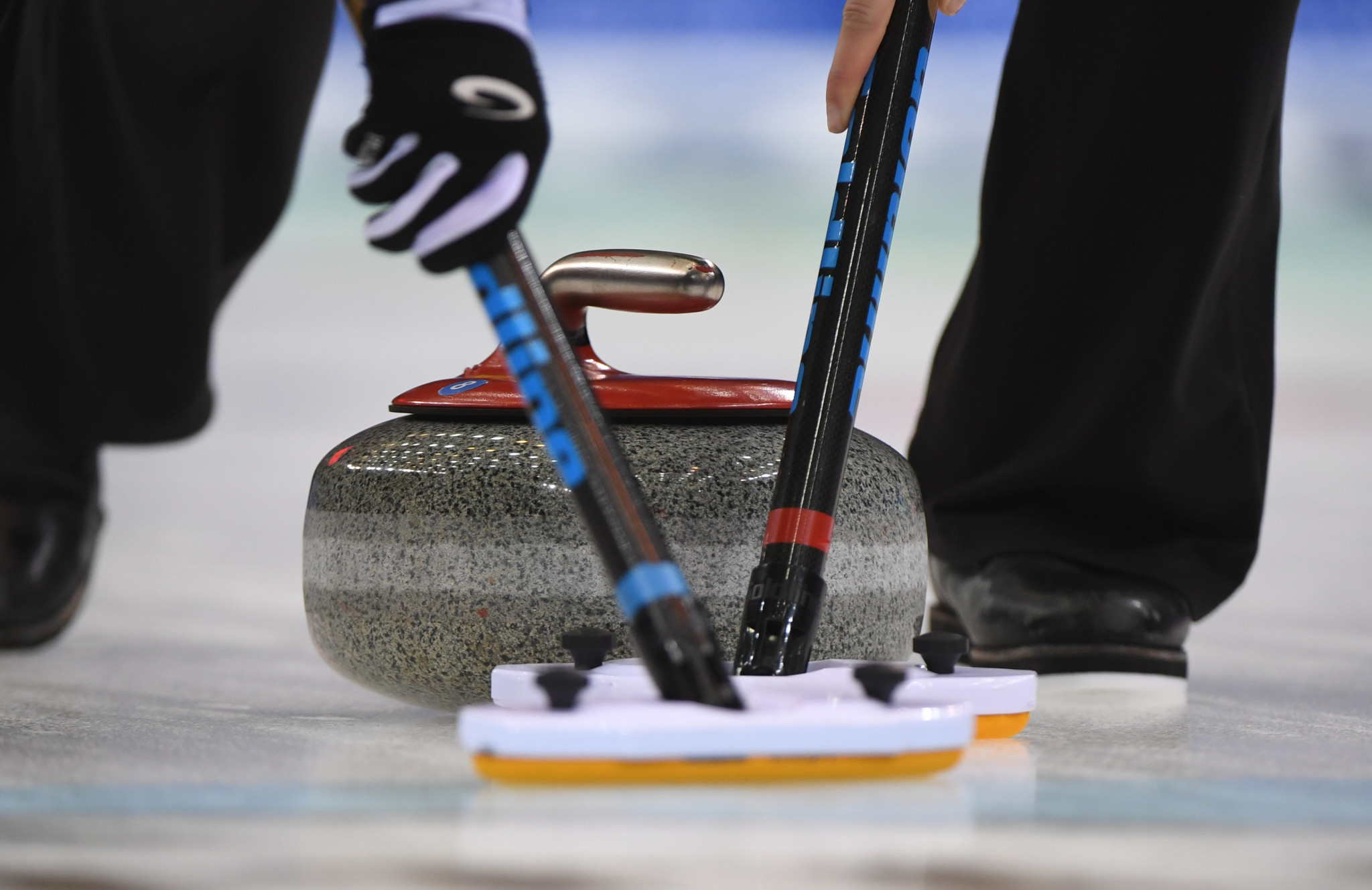 The World Curling Federation has partnered with V-ZUG for the next three non-Canadian World Championships ©Getty Images