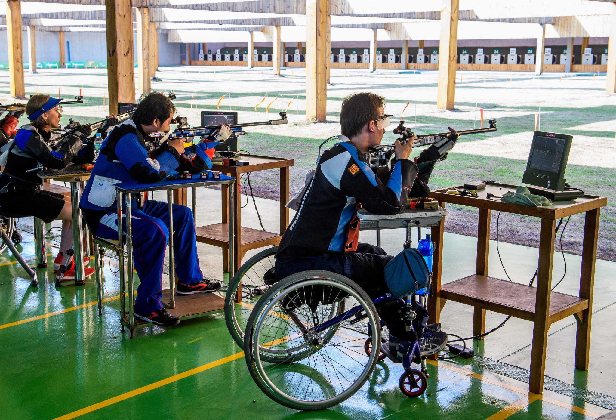 Lima World Cup included on World Shooting Para Sport provisional calendar for 2021