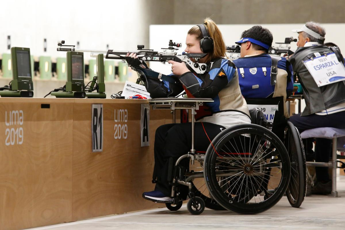 The Las Palmas Shooting Range, used for the Lima 2019 Parapan American Games, will host a World Cup event this year ©Lima 2019