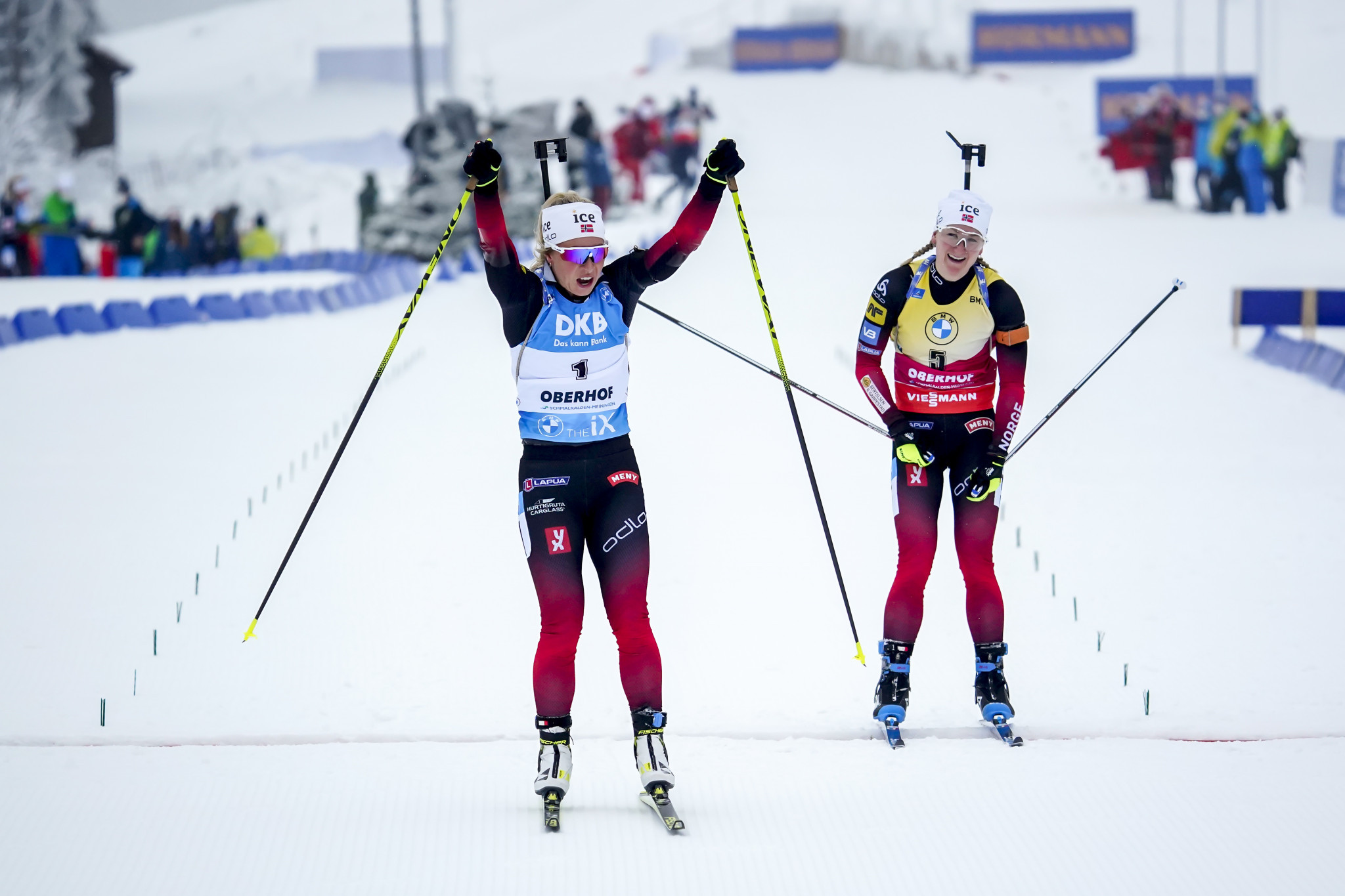 Eckhoff eyes hat-trick of wins as Norwegian team bids for more IBU World Cup joy in Oberhof