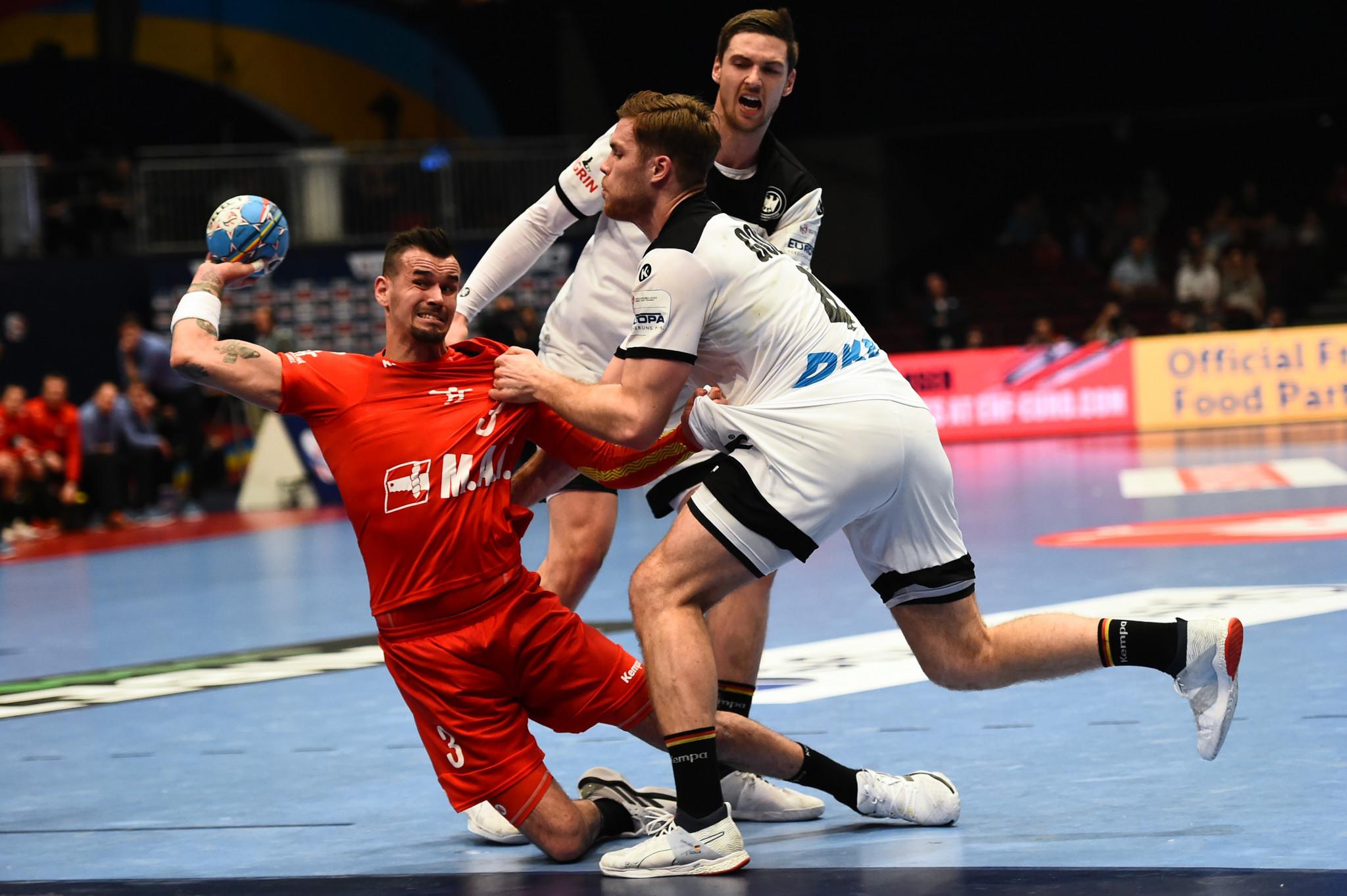 Czech Republic withdraw on eve of Men's World Handball Championship