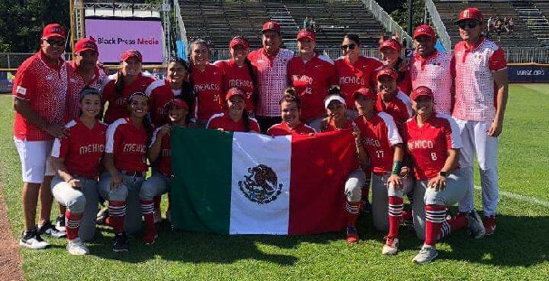 Mexican women's softball team to prepare for Tokyo 2020 in United States