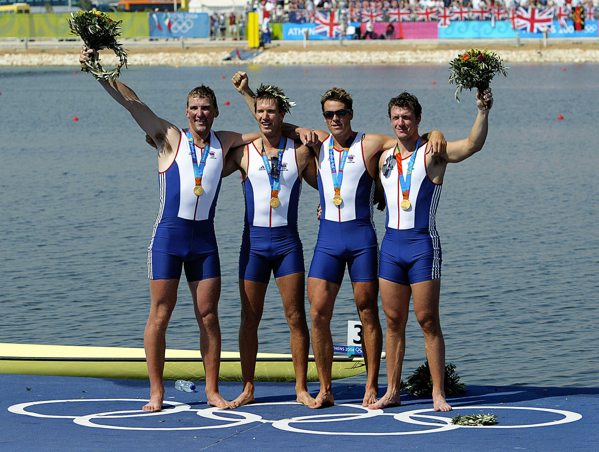 Four-time Olympic gold-medallist Sir Matthew Pinsent, left, has called on the International Olympic Committee for