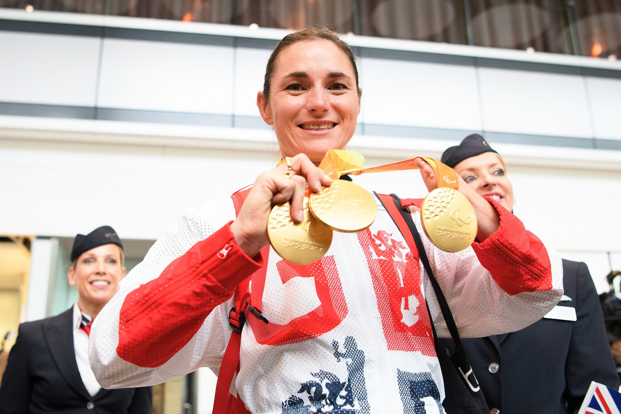 Dame Sarah Storey has raised concerns over the staging of Tokyo 2020 this year as she prepares for her eighth Paralympic Games ©Getty Images