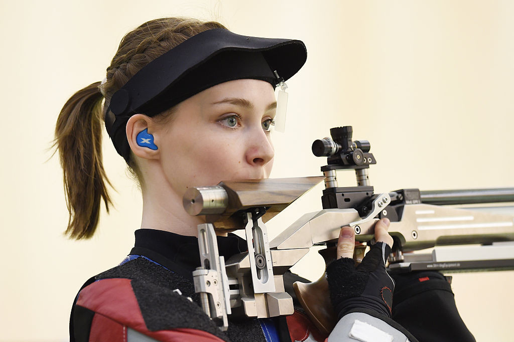 Seonaid McIntosh headlines British Shooting's team for Tokyo 2020 ©Getty Images