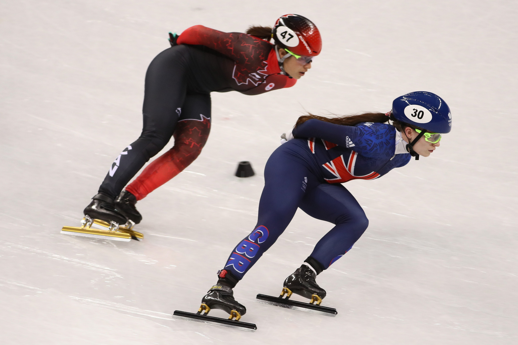 Britain withdraw from European Short Track Championships due to travel restrictions