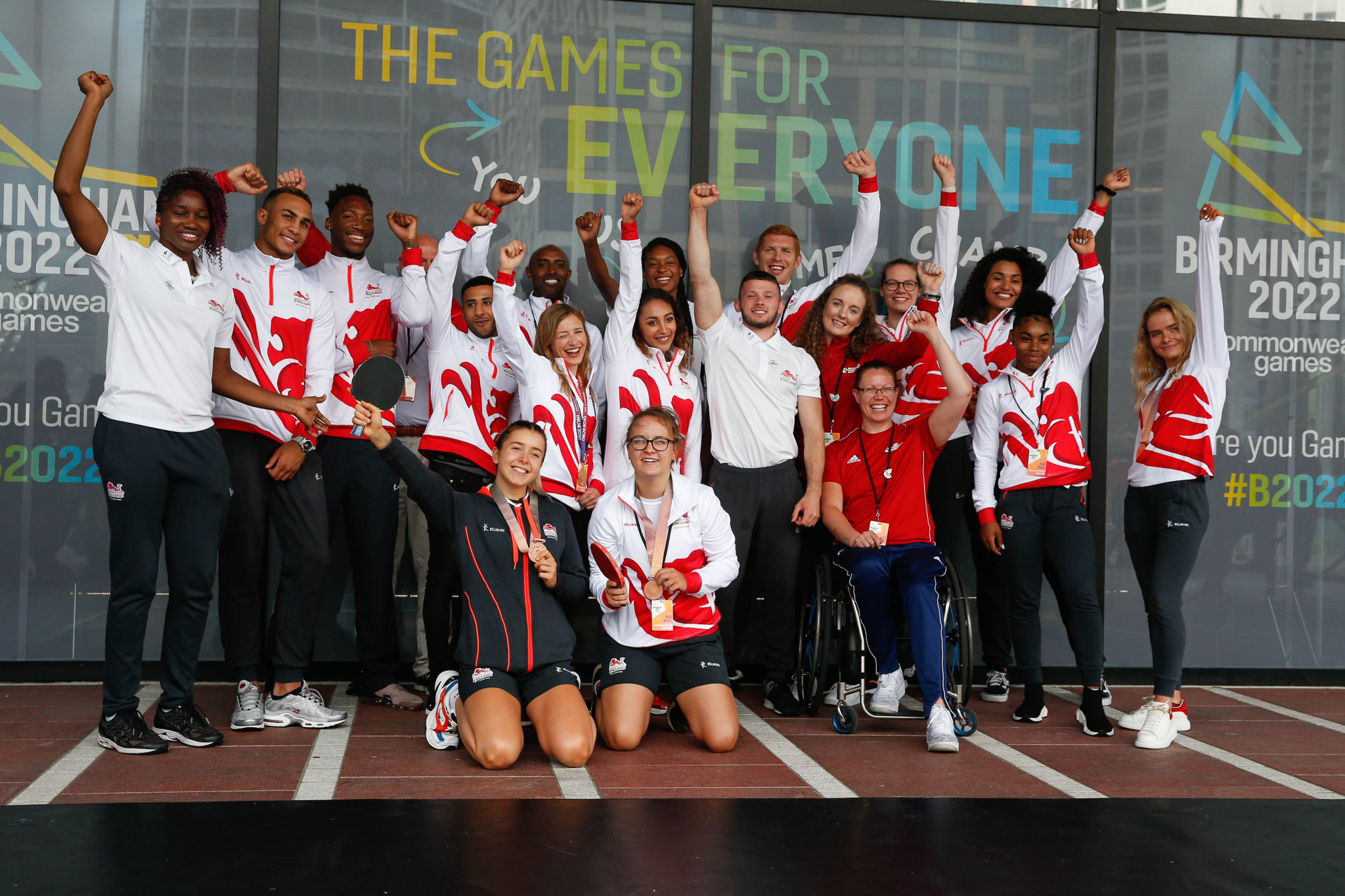 There will be 136 medal events for women in Birmingham, compared to 134 for male athletes ©Getty Images