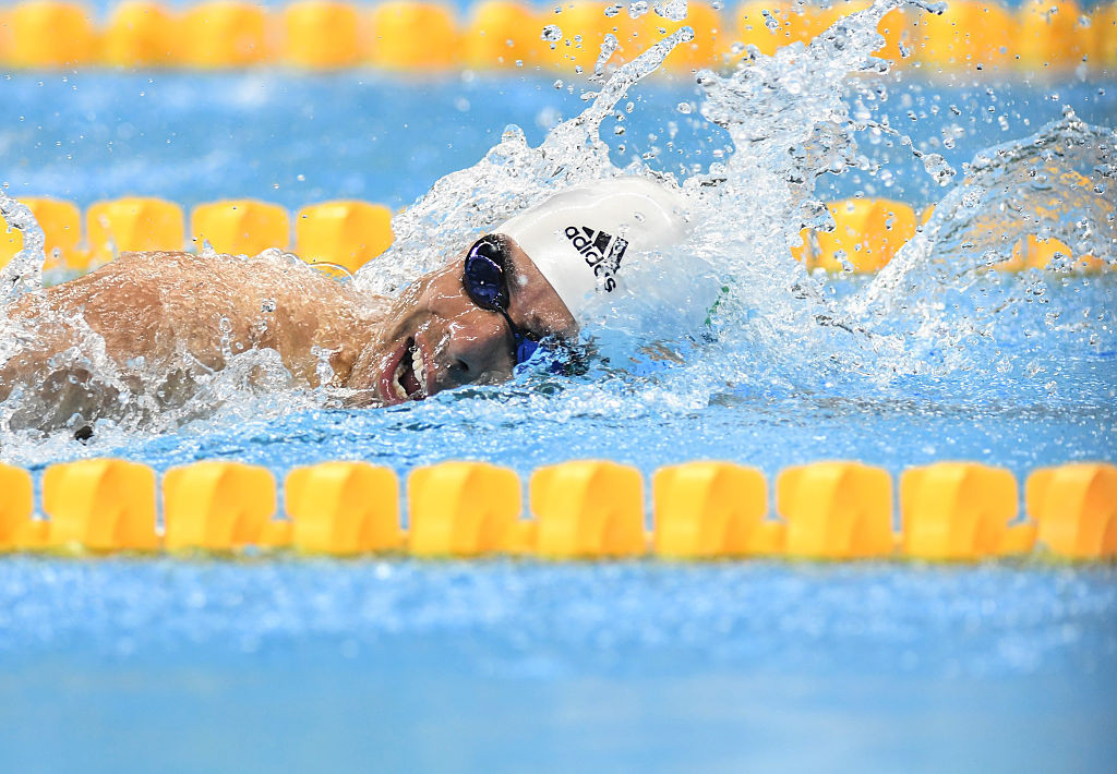 The Brazilian is considered one of the greatest Paralympic athletes of all time ©Getty Images