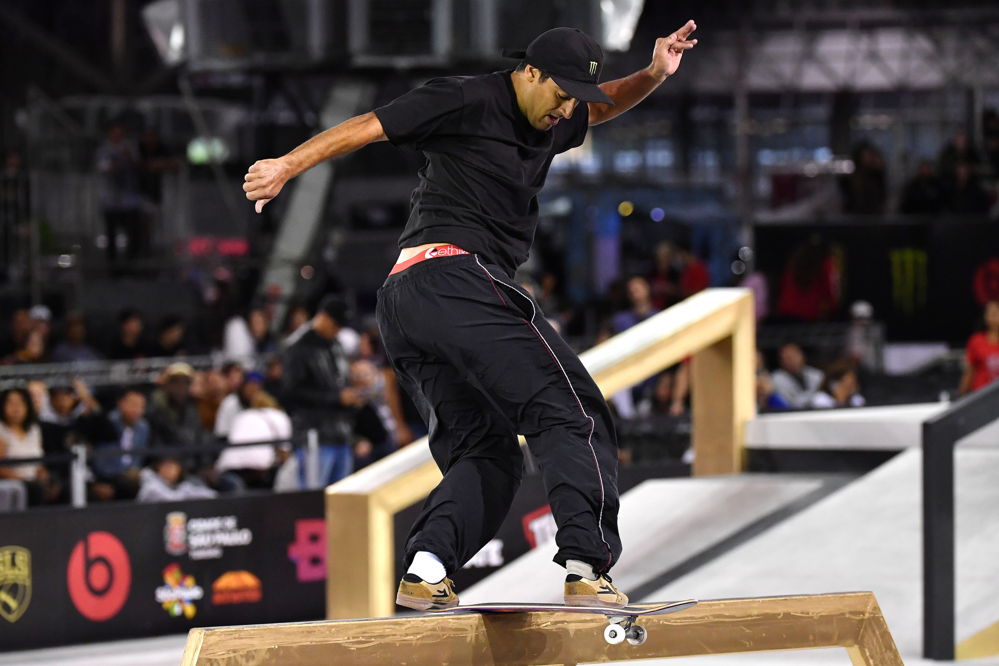 Skateboarding is to make its Olympic debut in Tokyo this year ©Getty Images