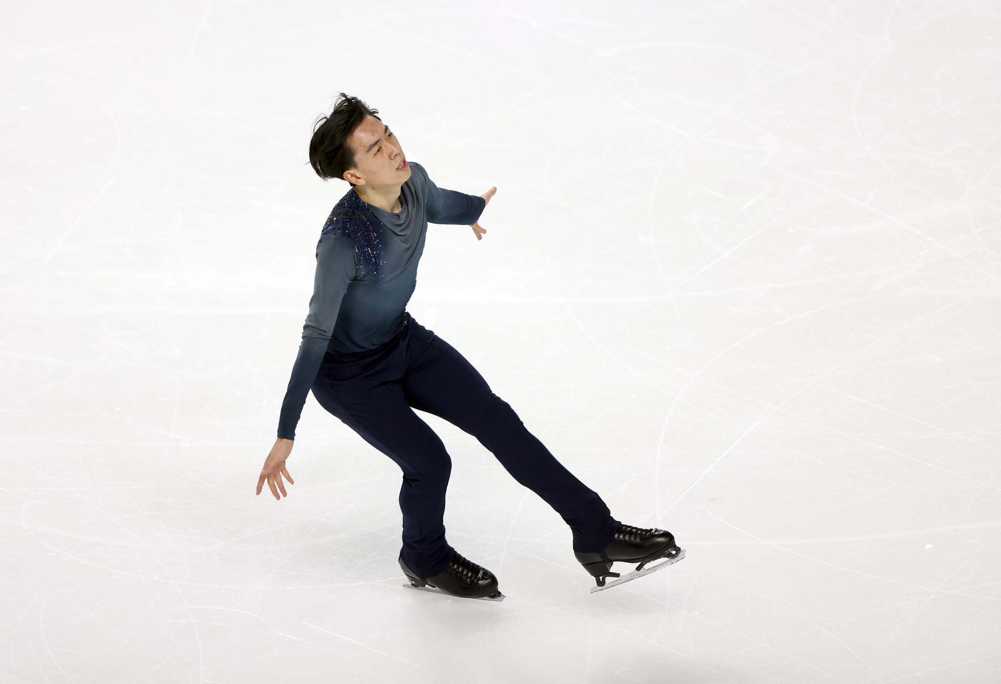 American figure skater Zhou targeting Beijing 2022 medal