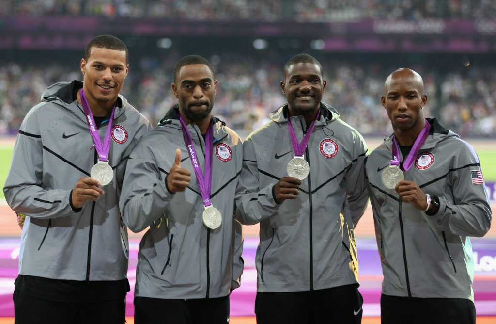 IOC strips US men's relay team of London 2012 medal in Gay doping case
