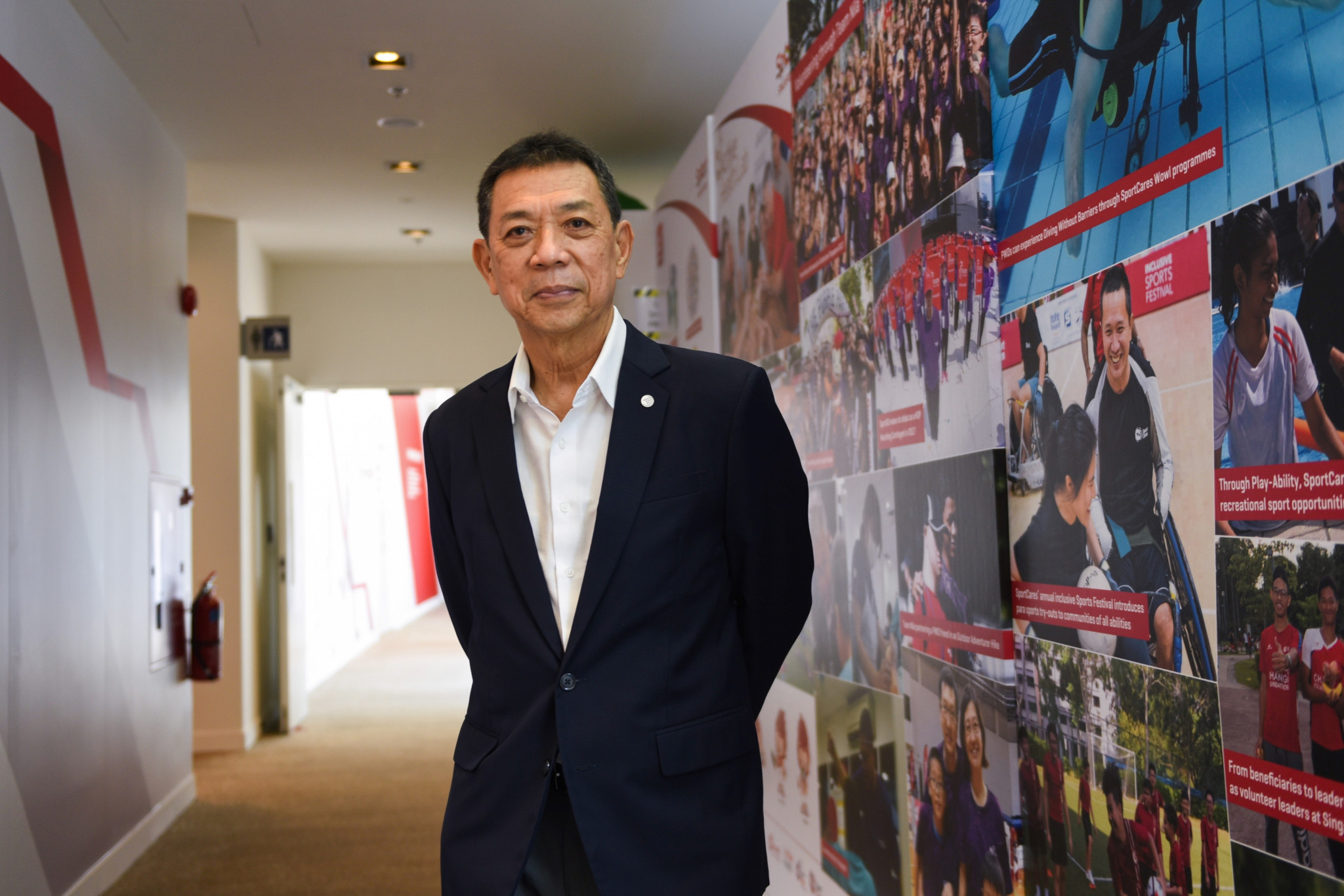 """GEF President Chan heaps praise on anniversary event for """"drawing the world's esports community together"""""""