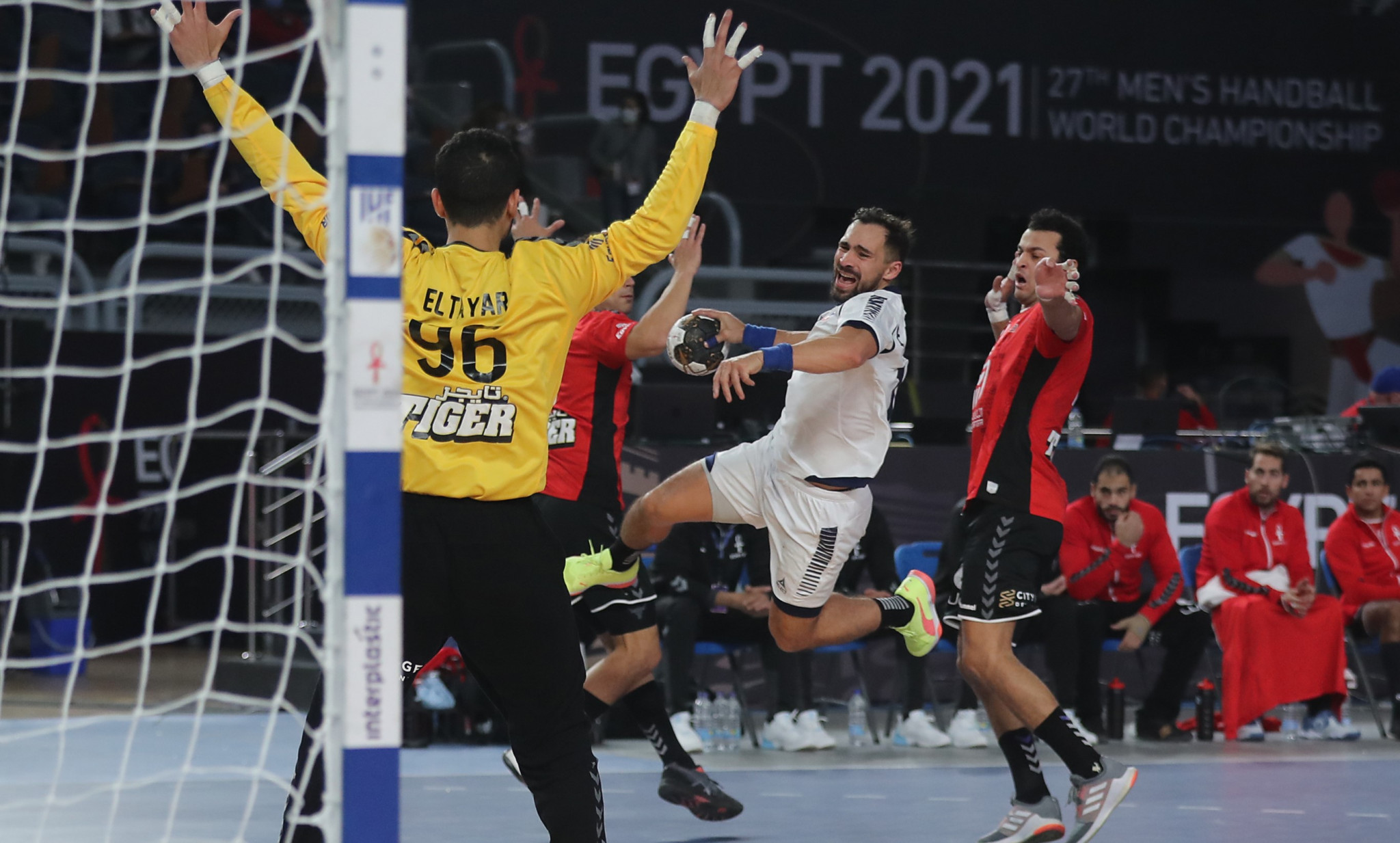Egypt beat Chile in the Men's Handball World Championship curtain-raiser ©Getty Images