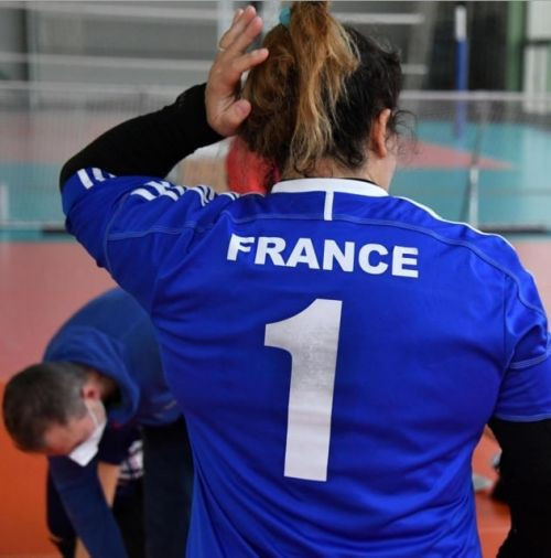 French goalball player wants to attract new fans in build-up to Paris 2024
