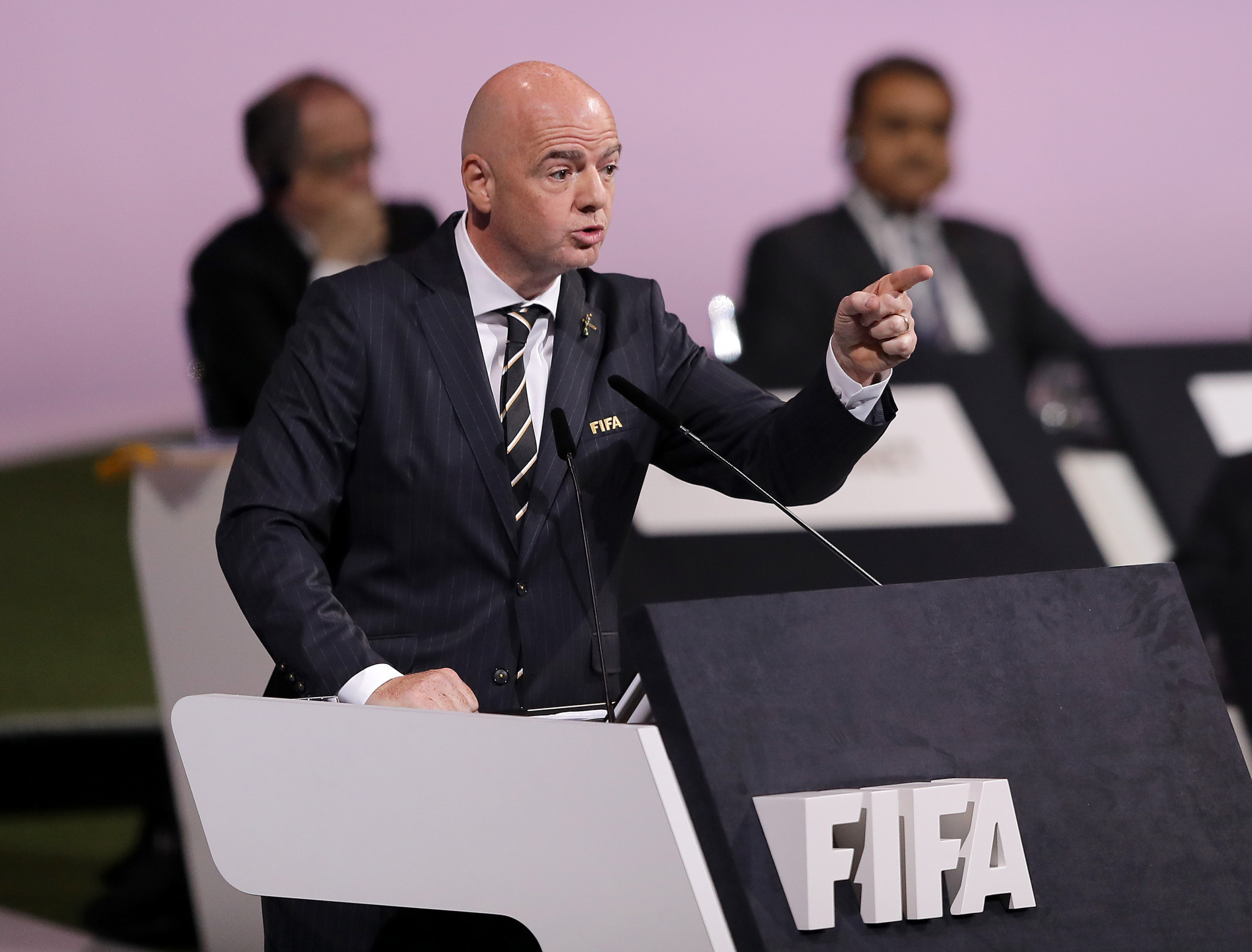 Swiss court rejects FIFA appeal to obtain Infantino criminal investigation files