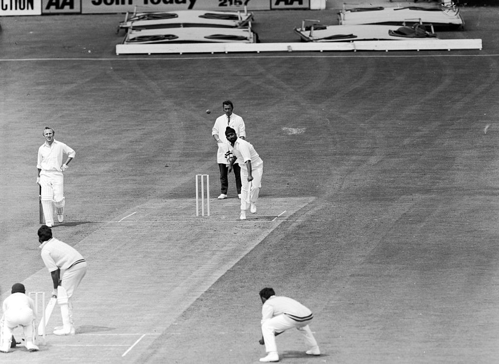 Bishen Bedi was part of a formidable Indian bowling attack which won two away series in 1971 ©Getty Images