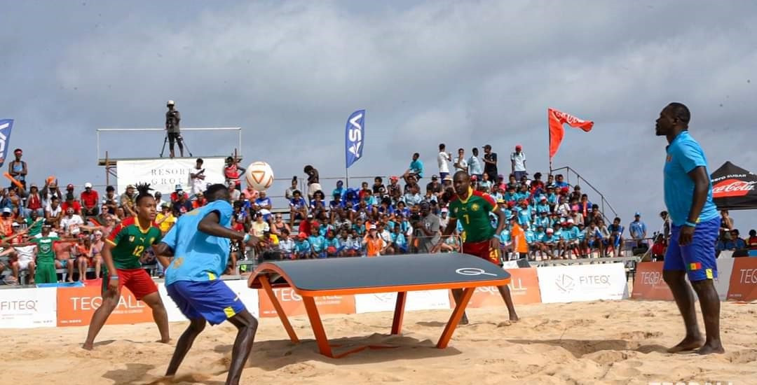 Senegal to stage first teqball National Challenge Series event of 2021