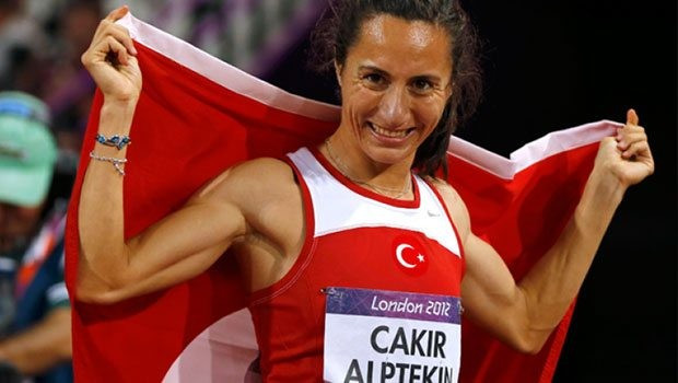 Two of Lamine Diack's son tried to bribe Turkey's Aslı Çakır Alptekin, promising they could help her avoid a doping ban and be stripped of her Olympic 1500 metres gold medal ©Getty Images