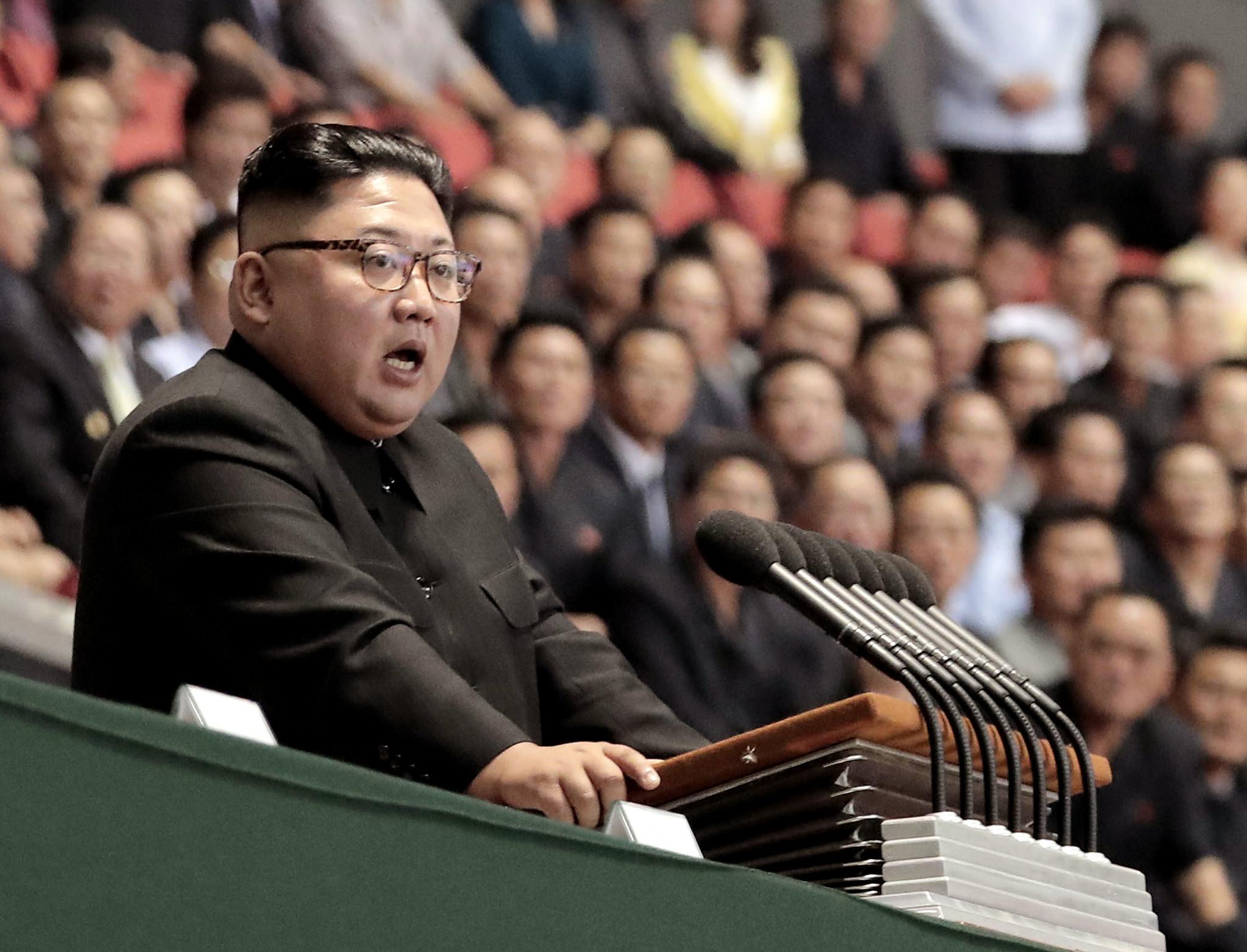 Japanese Prime Minister Yoshihide Suga said he wanted to meet North Korean leader Kim Jong-un