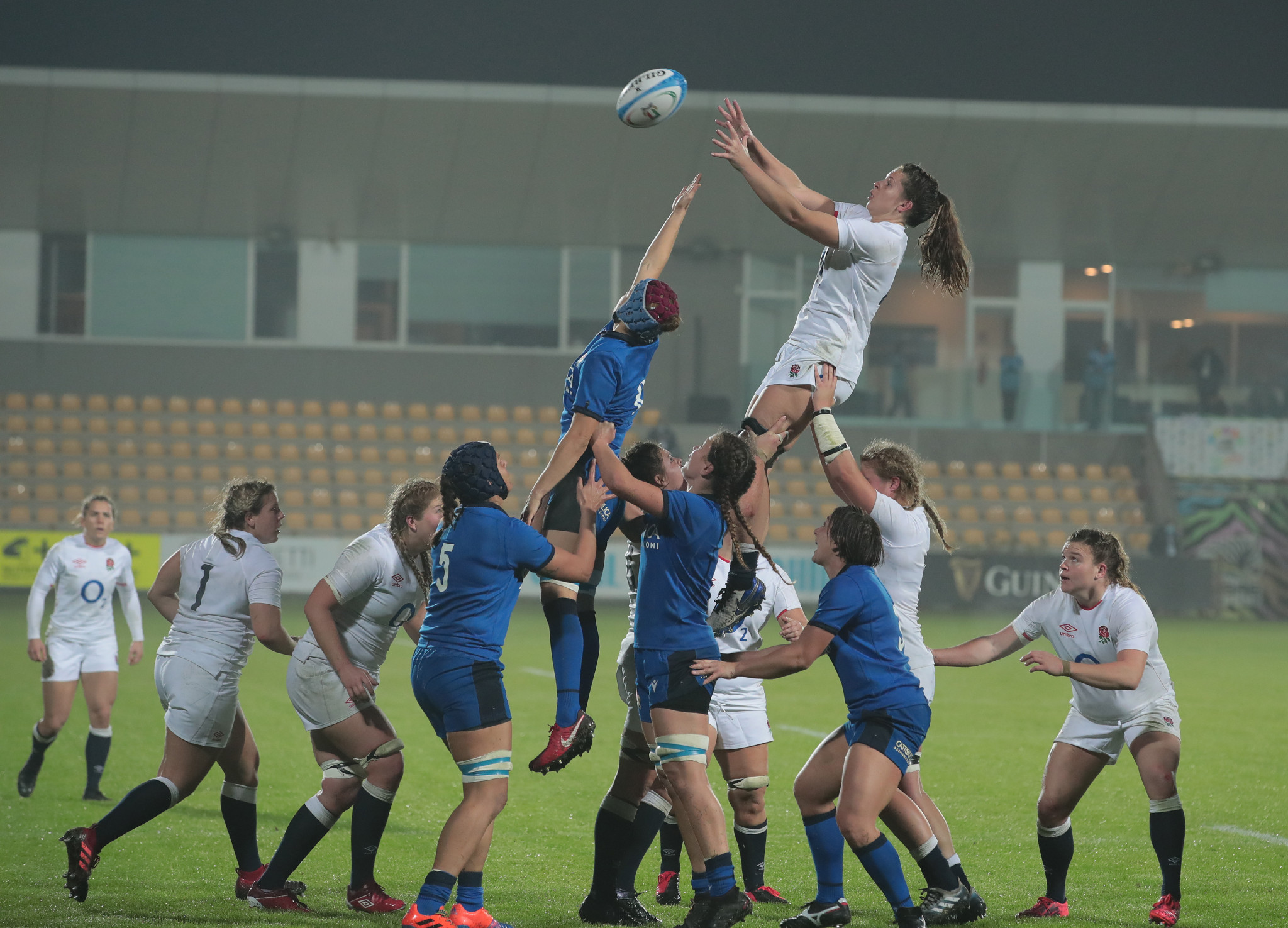 Three matches from last year's women's Six Nations were not completed due to the coronavirus pandemic ©Getty Images