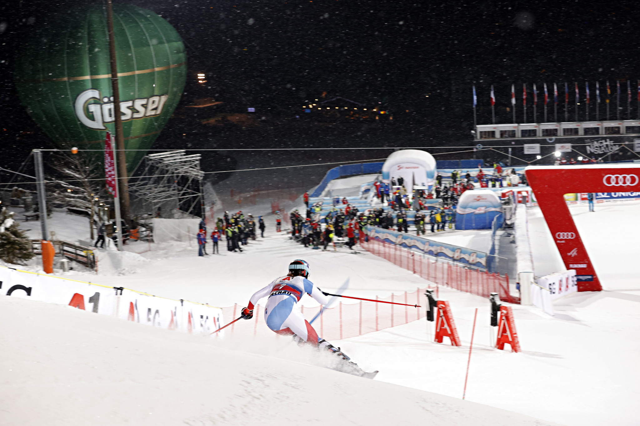 Flachau is scheduled to stage two men's slalom races just four days after hosting a women's World Cup contest ©Getty Images