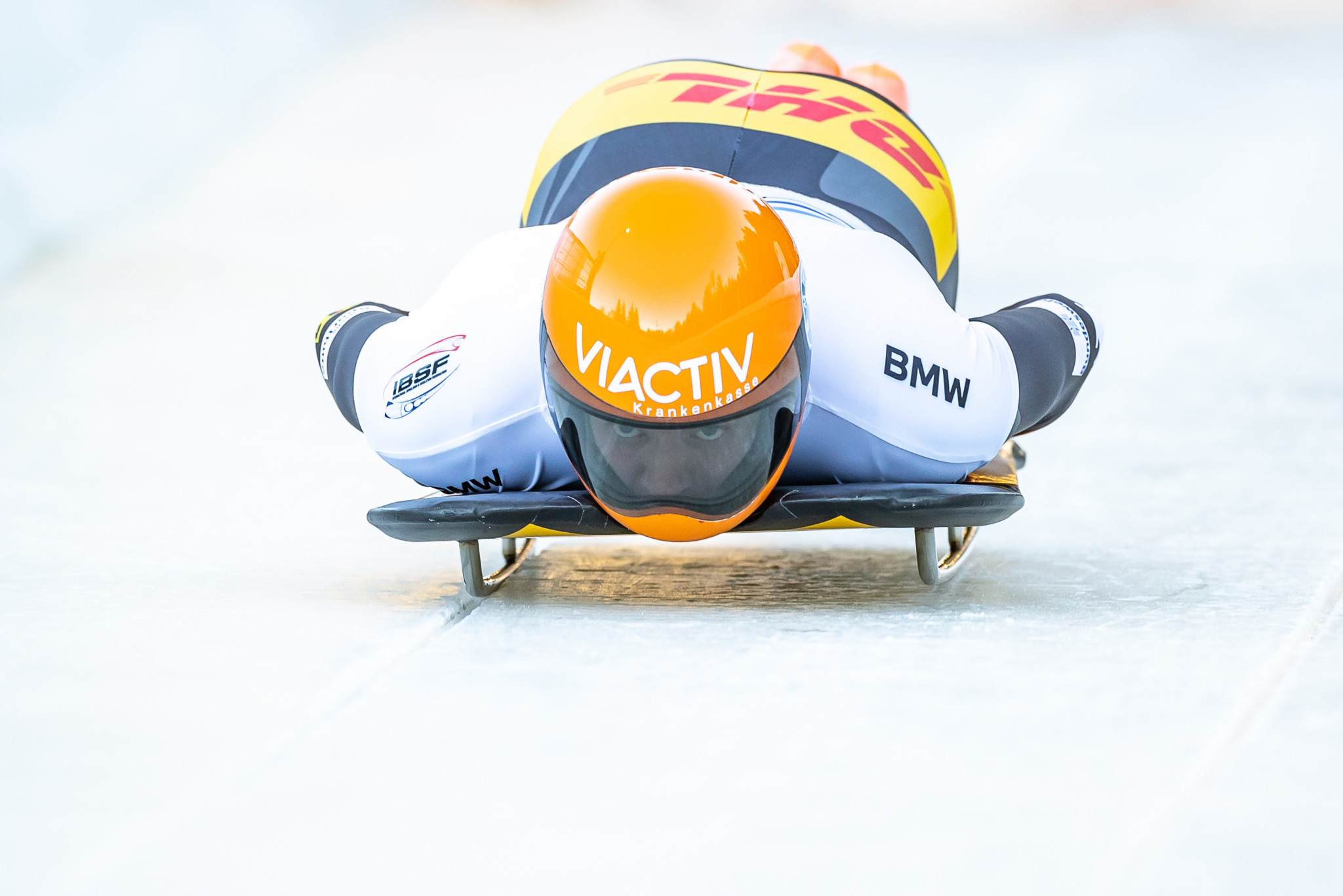 Gassner earns maiden men's skeleton win on IBSF World Cup circuit