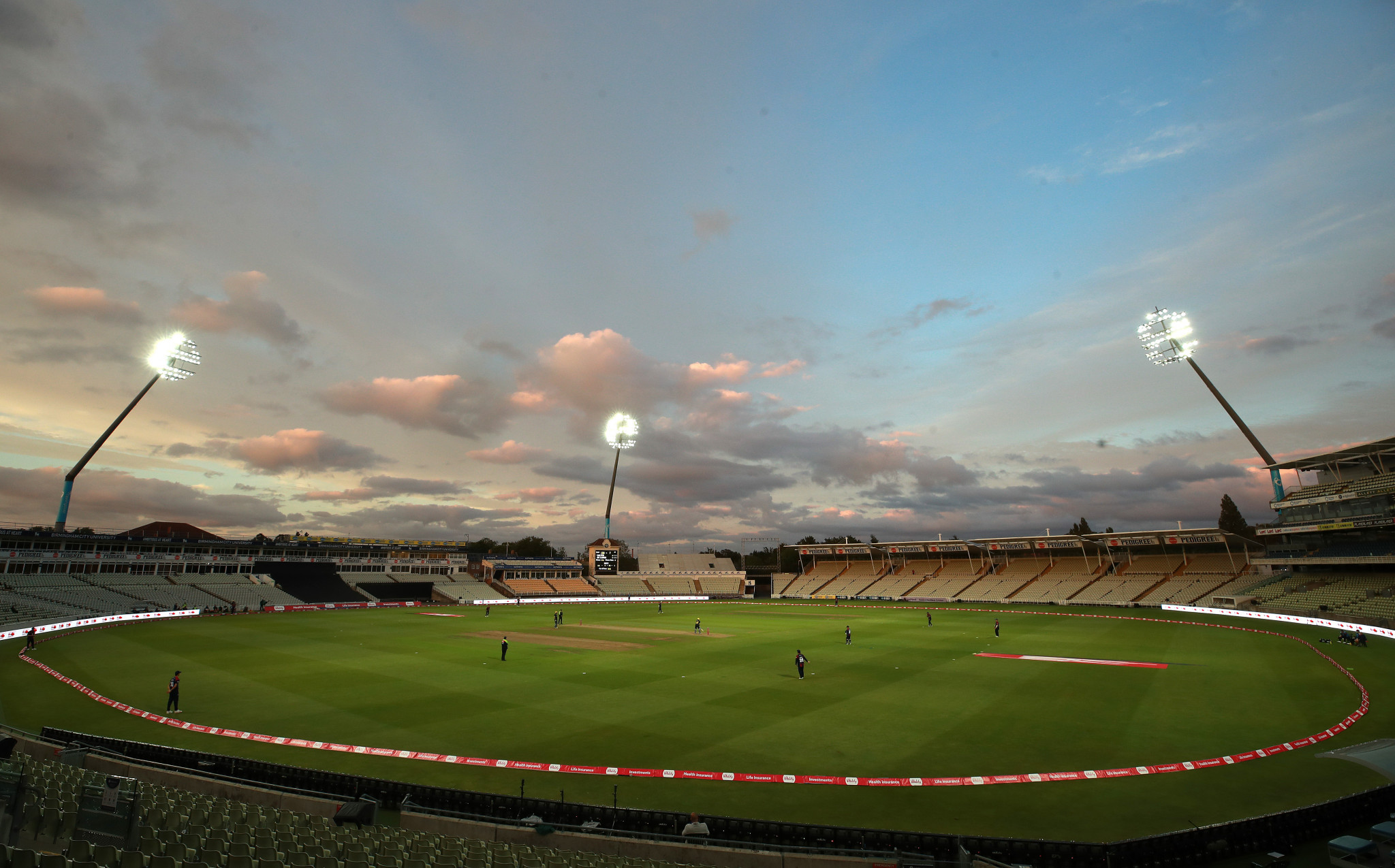 Edgbaston cricket ground will host the women's T20 competition at the Games ©Getty Images