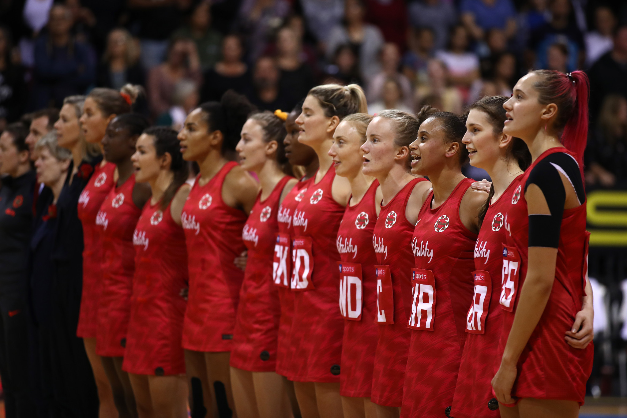 England netball team to play Superleague All Stars after Jamaica series cancelled